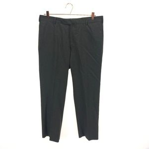 INCOTEX 1951 35 Super 120's Solid Brown Wool Pants